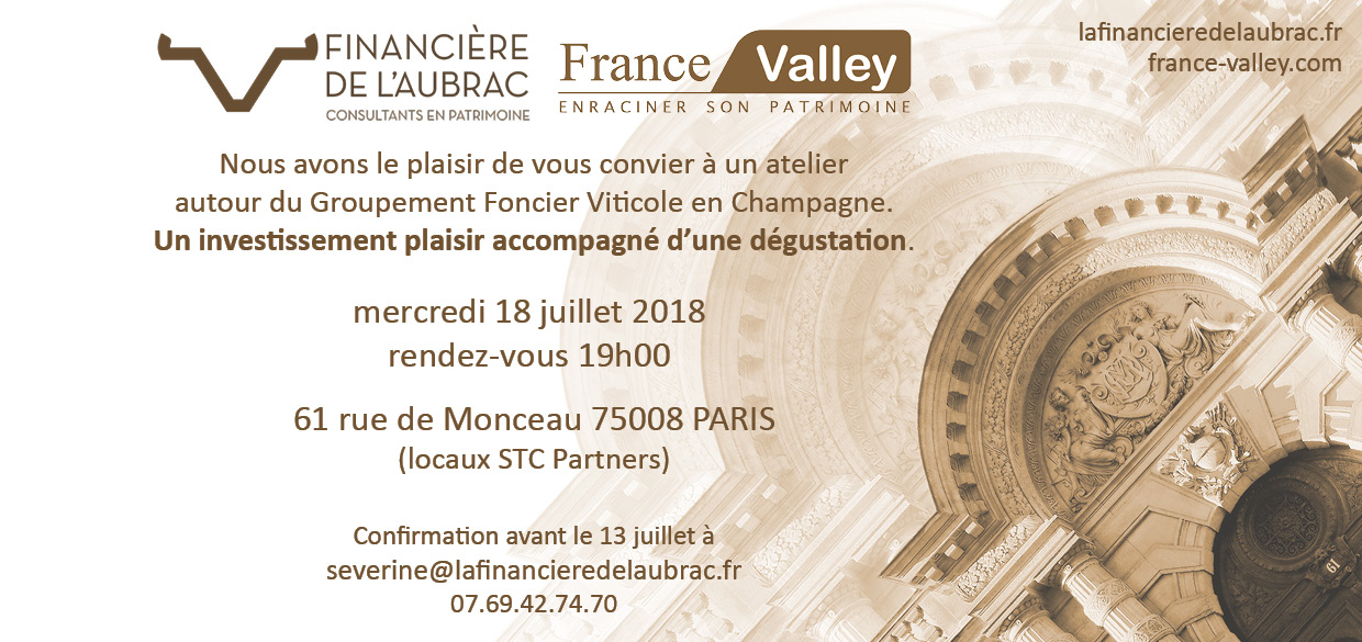 Invitation France Valley